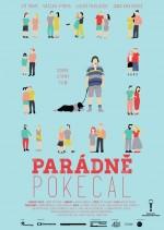 Parádne Pokecal (2014) afişi