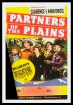 Partners Of The Plains (1938) afişi
