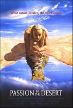 Passion in the Desert (1997) afişi