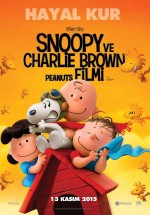 Peanuts Filmi (2015) afişi