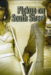 Pickup On South Street (1953) afişi
