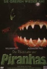 Piranha (1995) afişi
