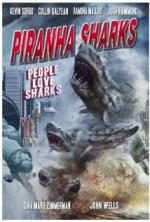 Piranha Sharks (2014) afişi
