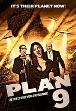Plan 9 (2015) afişi