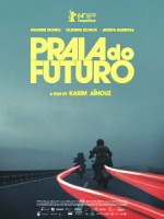 Praia do Futuro (2014) afişi