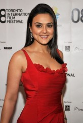 Preity Zinta profil resmi