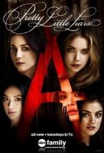 Pretty Little Liars Sezon 6 (2015) afişi