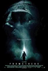 Prometheus (2012) afişi