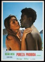 Pureza Proibida (1974) afişi