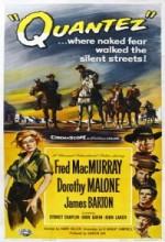 Quantez (1957) afişi