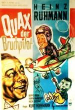 Quax, Der Bruchpilot (1941) afişi