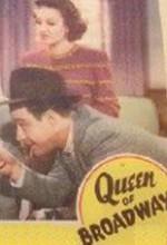 Queen Of Broadway (1942) afişi