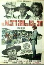 Quel Maledetto Giorno Della Resa Dei Conti (1971) afişi
