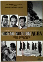 Quattro Notti Con Alba (1962) afişi