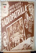Radio Patrulla (1951) afişi