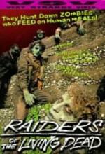 Raiders Of The Living Dead (1986) afişi