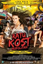 Ratu Kostmopolitan (2010) afişi