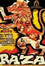 Raza (1942) afişi