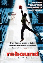 Rebound: The Legend Of Earl 'the Goat' Manigault (1996) afişi