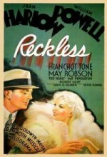 Reckless (1935) afişi