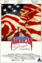 Red Blooded American Girl (1990) afişi