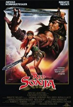 Red Sonja (1985) afişi