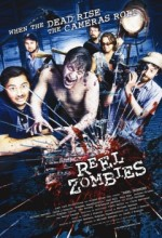 Reel Zombies (2008) afişi