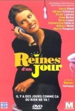 Reines D'un Jour (2001) afişi