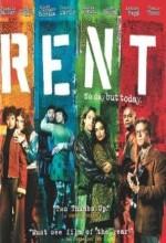 Rent (2005) afişi