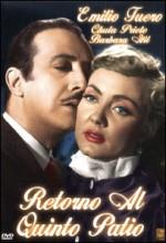 Retorno Al Quinto Patio (1951) afişi