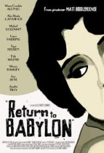 Return To Babylon (2008) afişi