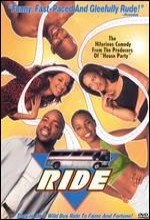 Ride (1998) afişi
