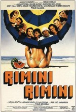 Rimini Rimini (1987) afişi
