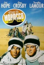 Road To Morocco (1942) afişi