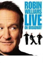 Robin Williams: Live On Broadway (2002) afişi