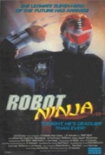 Robot Ninja (1989) afişi