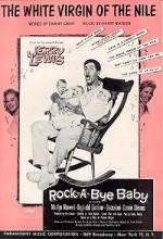 Rock-a-bye Baby (1958) afişi