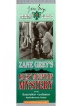 Rocky Mountain Mystery