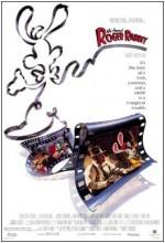 Masum Sanık Roger Rabbit (1988) afişi