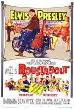 Roustabout (1964) afişi