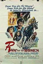 Run For The Roses (1977) afişi