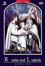 Ruslan And Ludmila (1972) afişi