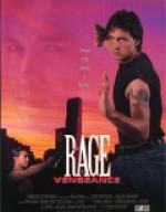 Rage of Vengeance (1993) afişi