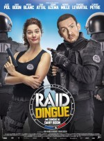 Raid dingue (2017) afişi
