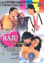 Raju Ban Gaya Gentleman (1992) afişi