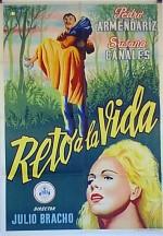 Reto a la vida (1988) afişi