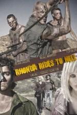 Rhonda Rides to Hell (2015) afişi