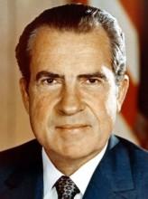 Richard Nixon profil resmi
