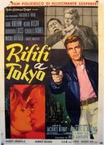 Rififi à Tokyo (1963) afişi