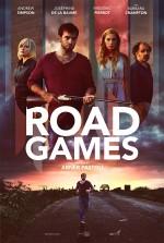 Road Games (2015) afişi